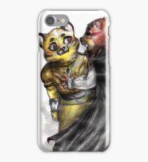 Chibi furries - Hypnosis iPhone Case/Skin