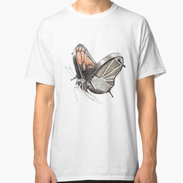 piano butterfly Classic T-Shirt