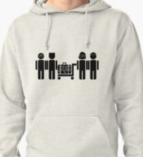 U2 - all the things you cant leave behind - suitcase Pullover Hoodie