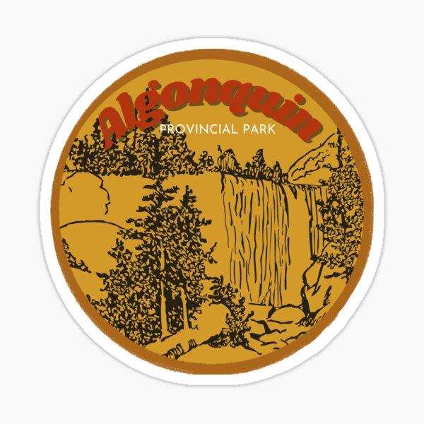 Algonquin Provincial Park  Sticker