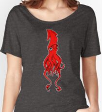 Giant Squid T-Shirt Women's Relaxed Fit T-Shirt