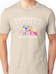 EQUESTRIA ACADEMY - LIMITED EDITION Unisex T-Shirt