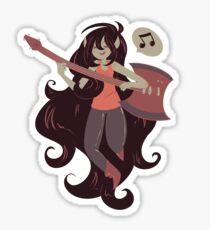 Rock Queen Sticker