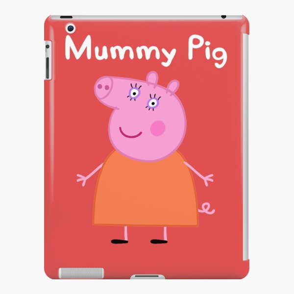Mummy Pig iPad Snap Case