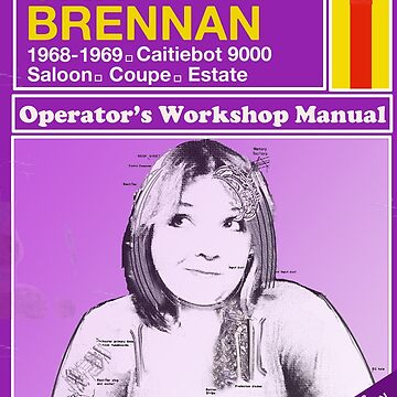 Cait Brennan - Introducing The Breakdown Manual by planetcait