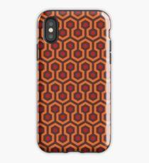 Die glänzende Teppich-Beschaffenheit iPhone-Hülle & Cover