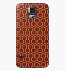 Die glänzende Teppich-Beschaffenheit Hülle & Klebefolie für Samsung Galaxy