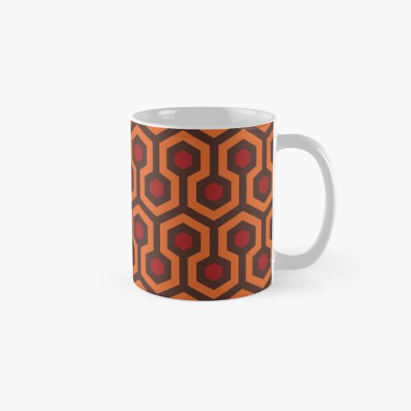 The Shining Carpet Texture Classic Mug