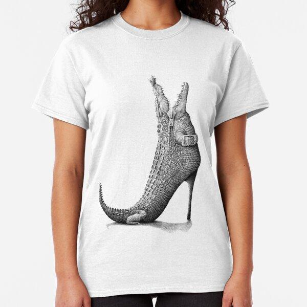 alligatorshoe Classic T-Shirt