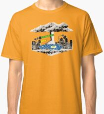 PyCon Australia Brisbane 2014 Classic T-Shirt