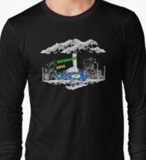 PyCon Australia Brisbane 2014 Long Sleeve T-Shirt