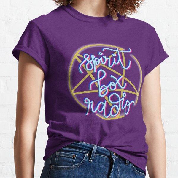Spirit Box Radio Logo Classic T-Shirt