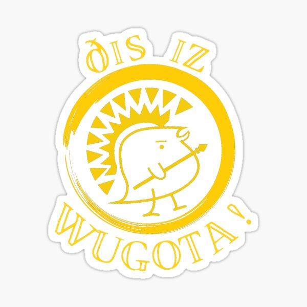 LLDSA Wugota! Shirt Sticker