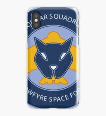 Cougar Squadron iPhone Case/Skin