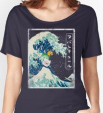 Adventure Tide! Women's Relaxed Fit T-Shirt