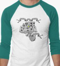 PyCon Australia Hobart 2012 Men's Baseball ¾ T-Shirt