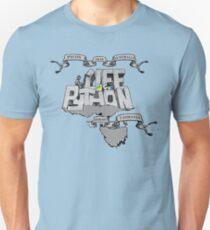 PyCon Australia Hobart 2012 Unisex T-Shirt