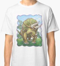 Animal Parade Triceratops Classic T-Shirt