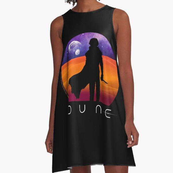 Dune - Muad'Dib A-Line Dress