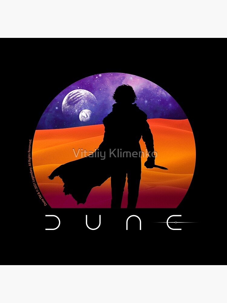 Dune - Muad'Dib by Donot