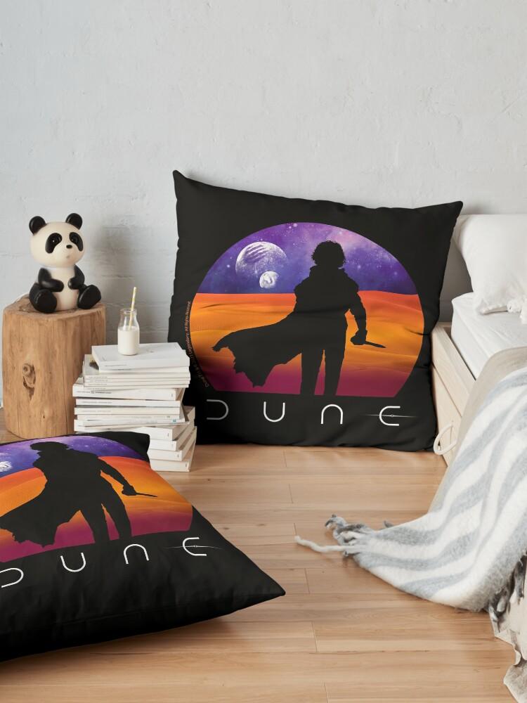 Alternate view of Dune - Muad'Dib Floor Pillow