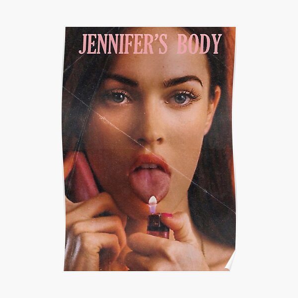 Jennifer's Body 2009 Vintage  Poster