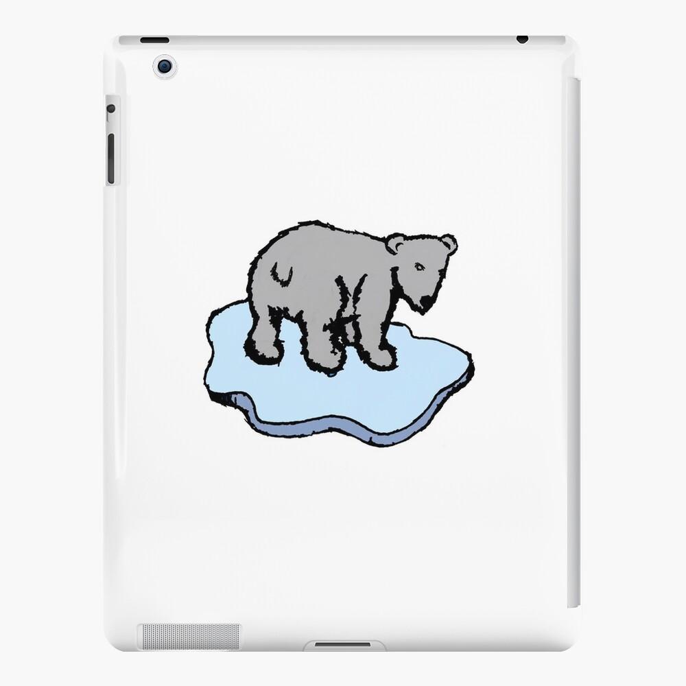 lost polar by ashley.pb iPad-Hüllen & Klebefolien