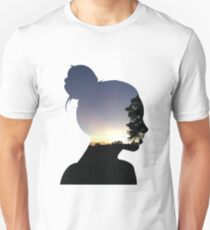 Silhouette Photogrphy Unisex T-Shirt