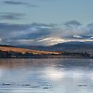 October by the Beauly Firth by jacqi