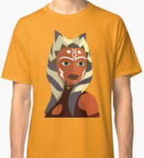 Ahsoka Tano vector art Classic T-Shirt