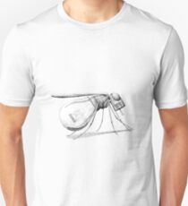 mosquito/lightbulb Unisex T-Shirt