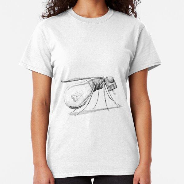 mosquito/lightbulb Classic T-Shirt