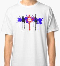 Puppy Pride Splash Classic T-Shirt