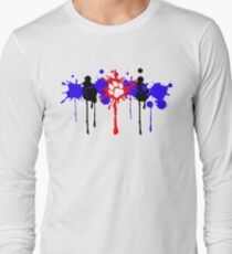 Puppy Pride Splash Long Sleeve T-Shirt