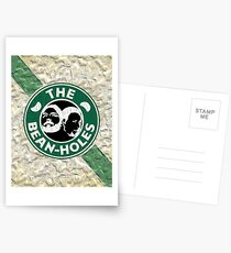 The Beanholes Postcards
