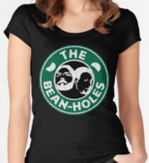 The Beanholes Women's Fitted Scoop T-Shirt