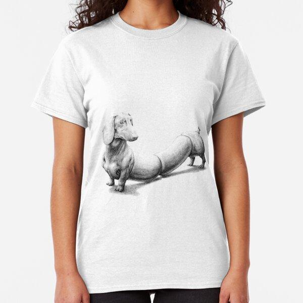 sausage dog Classic T-Shirt