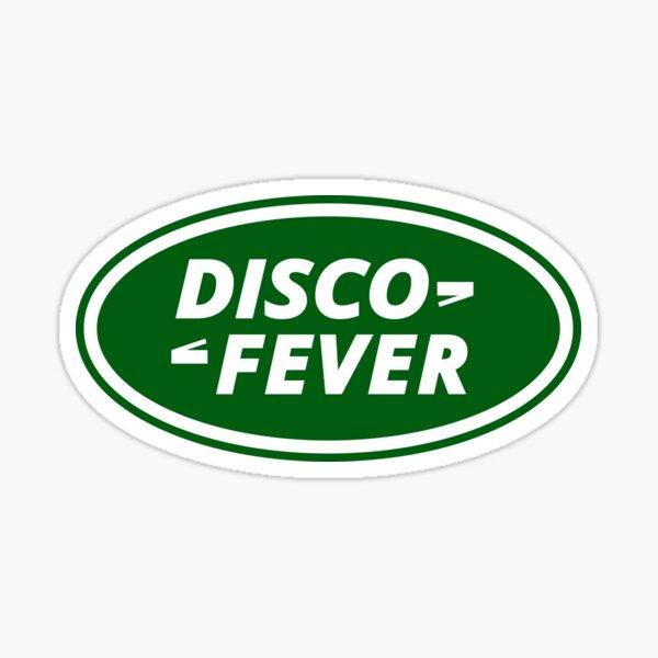 Land  Rover | Disco Fever Sticker