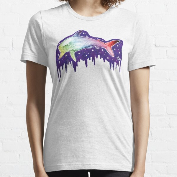 Space Shark Essential T-Shirt