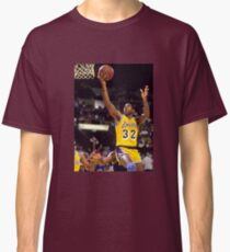 Magic Johnson  Classic T-Shirt