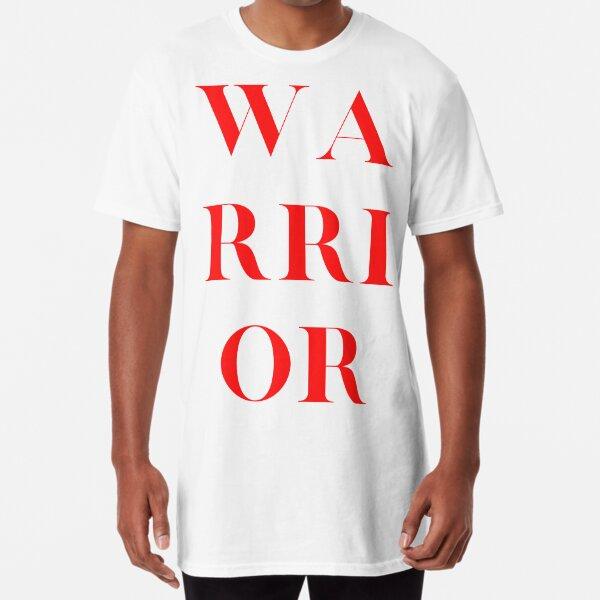 Warrior Long Shirt | Unisex Style Shirt | Gift Idea  Long T-Shirt