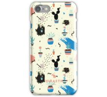 ABSTRACT HIRAETH iPhone Case/Skin
