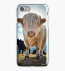 Mulven Cows iPhone Case/Skin