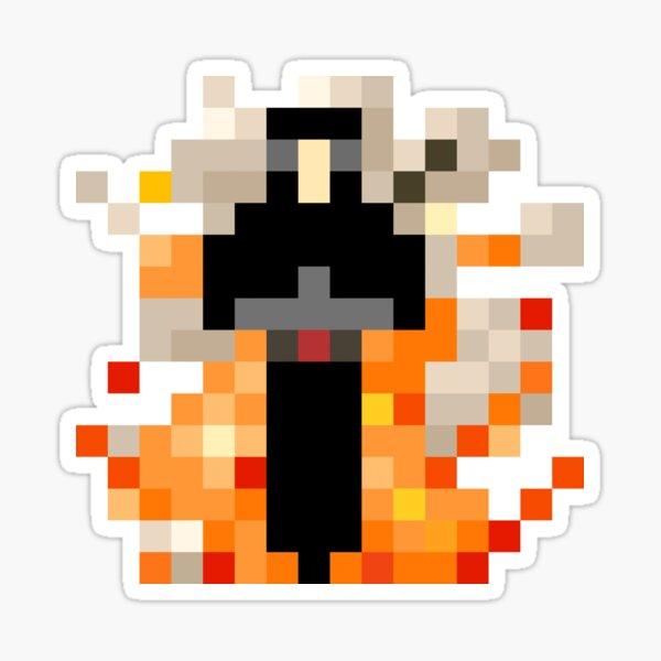 Dot Ninja Sticker