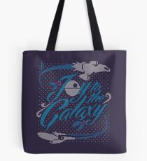 Joy to the Galaxy 2 Tote Bag