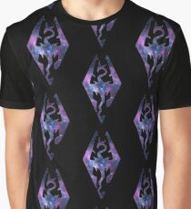 ~Galaxy Skyrim Graphic T-Shirt