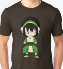 Toph Beifong, earth bender Unisex T-Shirt