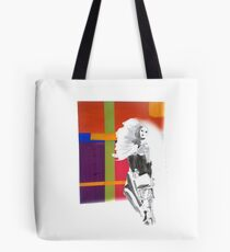 PoP Color Block with Breeze Tote Bag