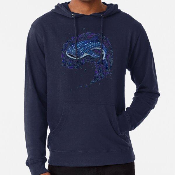 Whale Shark Lightweight Hoodie