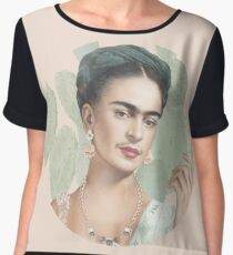 Couture Mexicaine Women's Chiffon Top